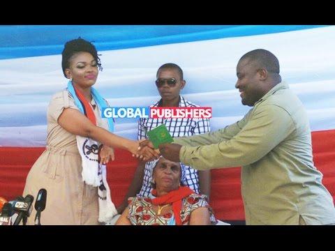 Full Video; Wema Sepetu Arudisha Kadi ya CCM na Kujiunga na CHADEMA