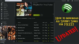 [2019] How to download ALL Spotify tracks at once directly to MP3