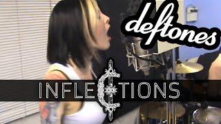 Deftones - 'Passenger' - Full Band Cover (ft. Chelsea Smile)