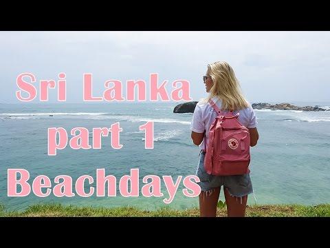 Sri Lanka Beach days // Marina Bastarache