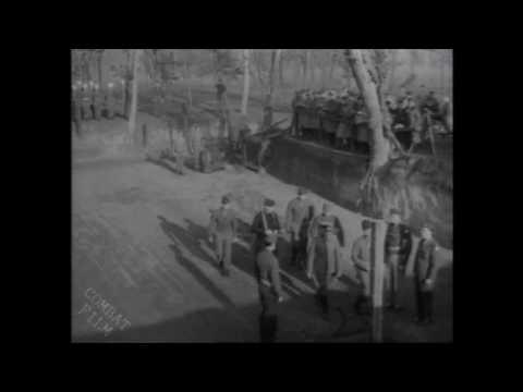 Nazi General Anton Dostler Execution Italy 1945