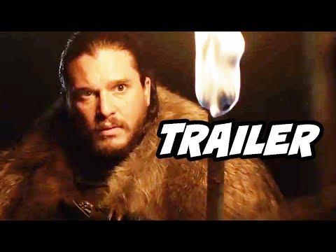 Xxx Mp4 Game Of Thrones Season 8 Trailer Breakdown And Easter Eggs 3gp Sex