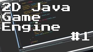 2D Java Game Engine #1 : Game Loop