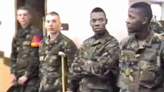 US Army Basic Training 1989-1990 Fort Sill Oklahoma