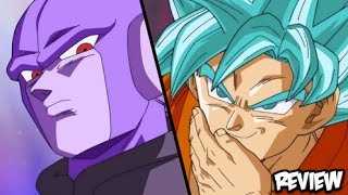 Goku vs Hit Fight! Dragon Ball Super Episode 38 ドラゴンボール超 Anime Fight Review