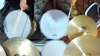 Girl In a Country Song, Drum Cover, Maddie and Tae