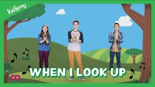 When I Look | Preschool Worship Song