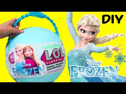 Xxx Mp4 Elsa And Anna Yay Toys And Dolls Fun For Kids With Customized LOL Big Surprise Blind Bags 3gp Sex