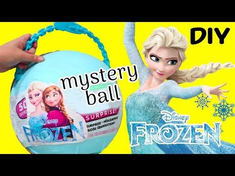 Xxx Mp4 LOL Big Surprise CUSTOM Ball Elsa Anna DIY Toys And Dolls Fun For Kids Frozen Blind Bags SWTAD 3gp Sex