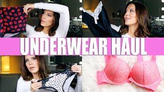 BRA, PANTY & PAJAMAS HAUL | Victoria Secret & Nordstrom