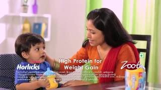 Junior Horlicks Zoot Review TV AD 30 SEC : Tamil