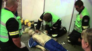 STAT EMS challenge: Western Cape in action at SAESI 2015