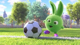 Sunny Bunnies | Football Champions | COMPILATION | Cartoons for Children | WildBrain