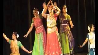 jedin sunil jolodhi hoitey  | Amita Dutt & troupe Dance performance