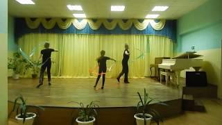 танец с лентами convert video online com