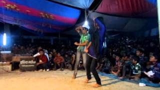 hot bangla dance