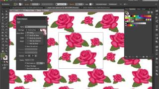 How to make floral patterns easily in Illustrator with free vectors | Freepik