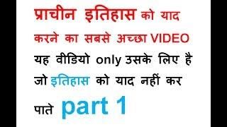ancient history प्राचीन भारतीय इतिहास के स्रोत