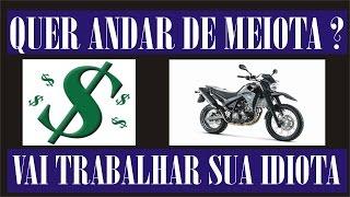 PARÓDIA - QUER ANDAR DE MEIOTA - MC KEKEL - Quik Irônico