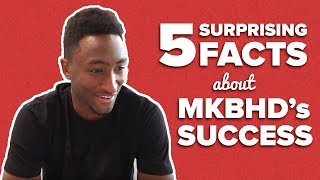5 Surprising Facts About MKBHD's YouTube Success (ft. Marques Brownlee)