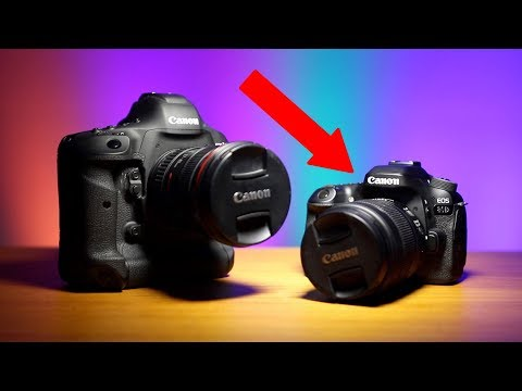 7 ways Canon 80D is BETTER than 1DX Mark II