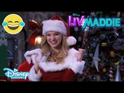 Xxx Mp4 Liv And Maddie Christmas Star Official Disney Channel UK 3gp Sex