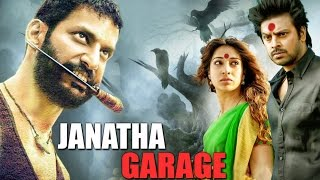 Janatha Garage | Hindi Dubbed Action  Movie | Full HD | Suresh Gopi