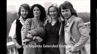 Abba Chiquitita Extended Ending