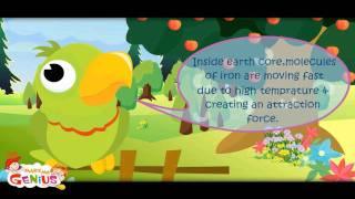 Gravity - Full Lesson - Kids  -www.makemegenius.com -One of the best Indian Education website