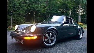 350 HP GProgramm Resto-Mod 1979 Porsche 911 - One Take