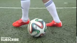 تعلم مراوغة في كرة القدم