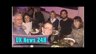 Camilla thurlow and jamie jewitt put on a united front at family dinner after that explosive row  U