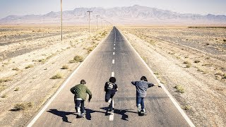 Explore Iran's wild skate terrains.| Perceptions of Persia E2