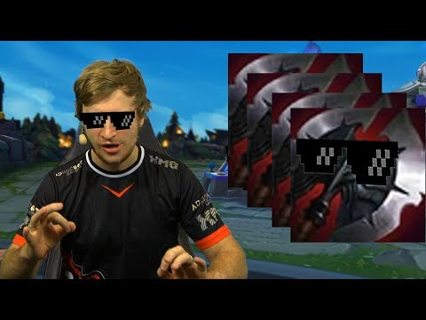 Xxx Mp4 LoL Trends 91 Black Cleaver Stacking 3gp Sex