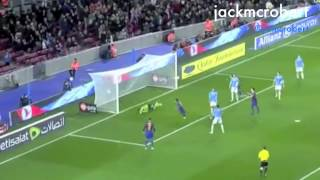 Lionel Messi's 73 Goals of 2011/12 in 4 Minutes