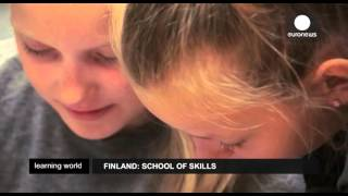 Finland: Replacing Subject with Phenomenon Based Learning (Learning World S6E1, 1/2)
