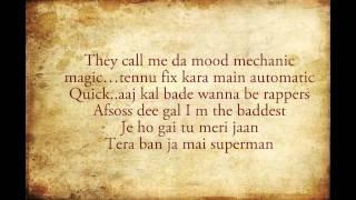 Let's Celebrate (Lyrics ) ft Imran Khan | Tevar | Arjun Kapoor, Sonakshi Sinha