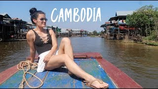 I COULDN'T BELIEVE MY EYES   CAMBODIA