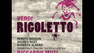 Verdi, Giuseppe - Rigoletto [Opera]   Act III: Bella figlia dell`amore