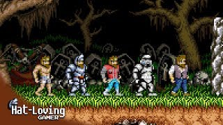 If GHOULS 'N GHOSTS had more outfits! #1