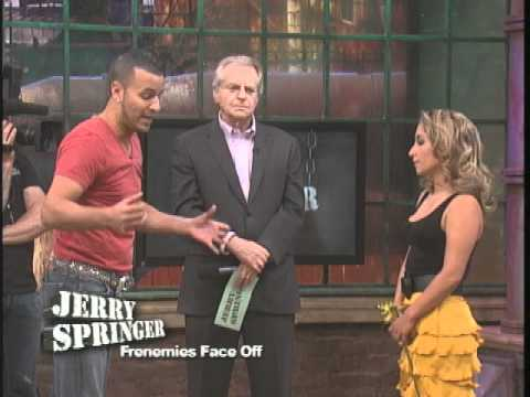 Frenemies Face Off The Jerry Springer Show