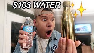$1 Water Vs. $103 Water