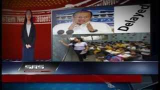 SBS News TV (3 SSC A SMNHS SY 2013-2014)
