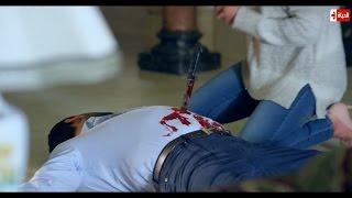 """مشهد قتل """" سليم """" زوج شمس على يد """" طارق """" ...  مسلسل طعم الحياة"""