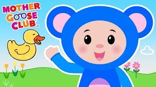Animal Sounds Song | Learn Baby Animals | Mother Goose Club Kid Songs and Baby Songs