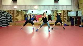 Zumba Bollywood New Nava Tarana from