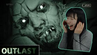 Chinese Teens React to Outlast
