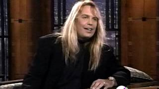 Vince Neil - Dennis Miller February 1992 Talking About Being Fired from Motley Crue