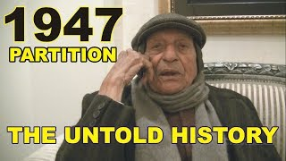 The Untold History of 1947 Partition