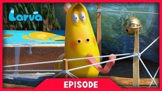 LARVA - DETECTIVE LARVA | Cartoon Movie | Cartoons For Children | Larva Cartoon | LARVA Official